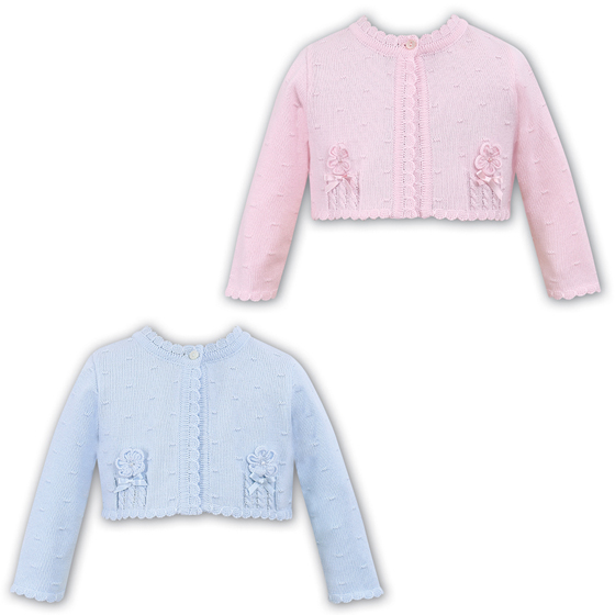 Sarah Louise Girls Cardigan 6701