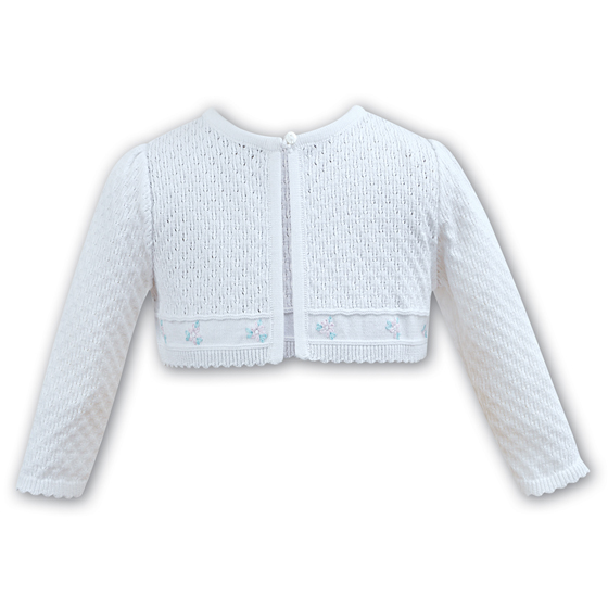Sarah Louise Girls Cardigan 6706