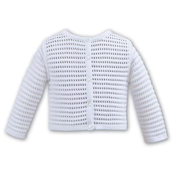 Sarah Louise Girls Cardigan 6707