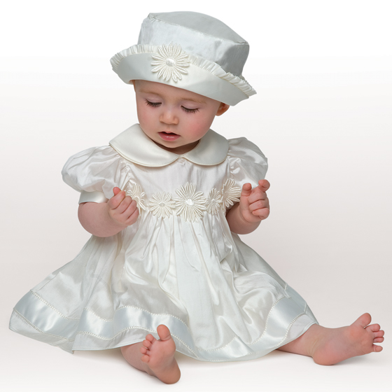 Christening Gown - Daisy BS4236