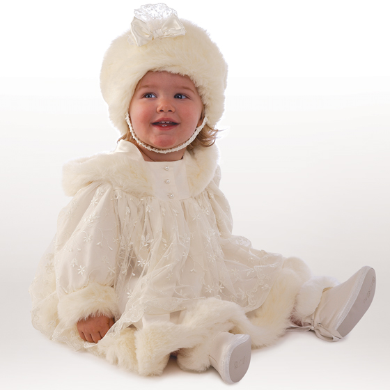 Christening Gown - Angel D373