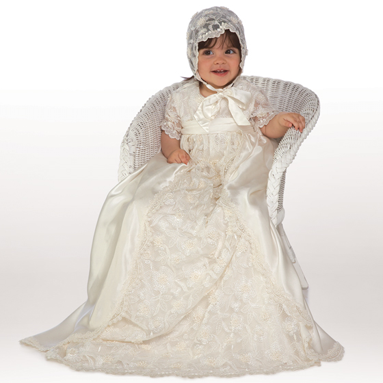 Christening Gown - Olivia G2090