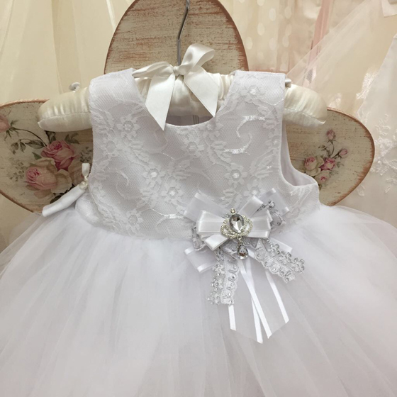 CT14395 Coute Tot Christening Dress