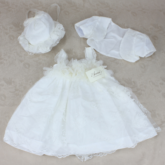 Christening Gown - GR01A