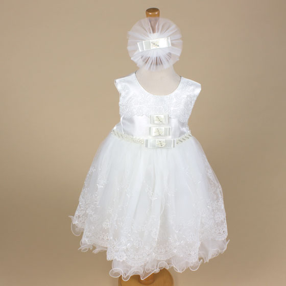 CT123070 Christening Dress