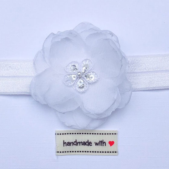 Handmade hairband