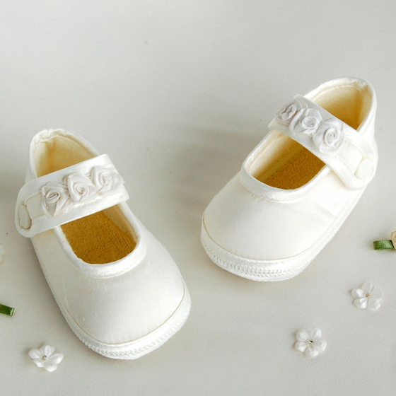 17aa24c5f3c08 Girls Shoes from Anna's Christening Centre